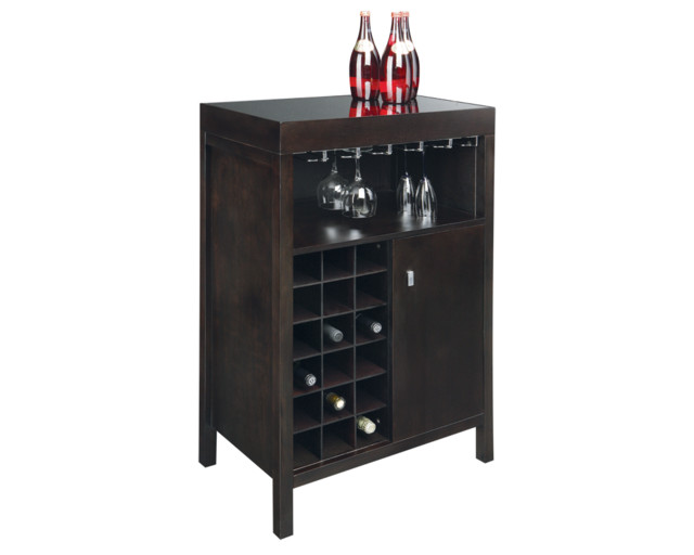 Philmore Wine Bar - Wine And Bar Cabinets - by Sunpan Modern Home