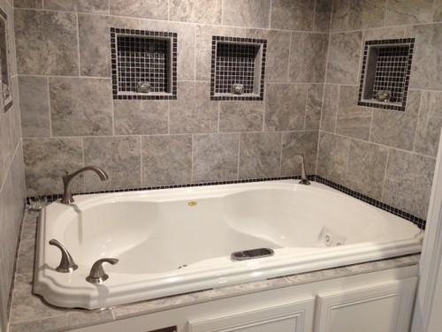 Innovative Our Bathrooms My Master Bath Shower Has Beautiful Porcelanosa Tile