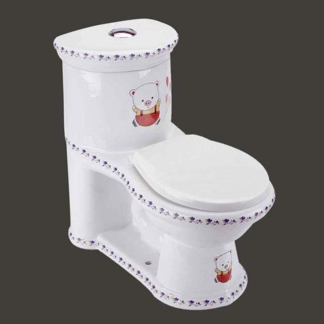 toilets white piggy bear child size toilet gpf