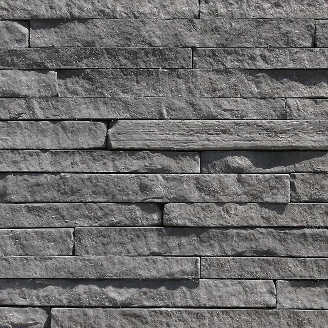 Image gallery modern stone for Modern brick veneer