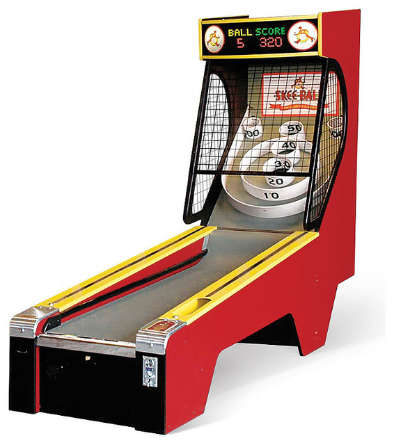 Skee-Ball Classic 2010 Alley traditional-home-decor