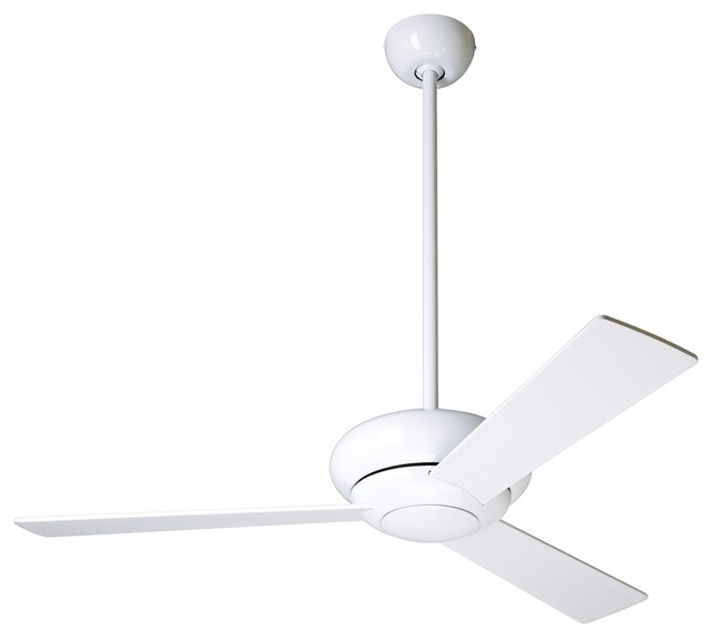 42 modern fan altus gloss white modern ceiling fan Modern white ceiling fan