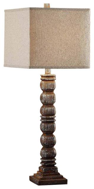 Hurst Table Lamp Farmhouse Table Lamps by Fratantoni Lifestyles