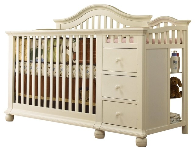 Babies cribs for Child craft soho 4 in 1 convertible crib in natural