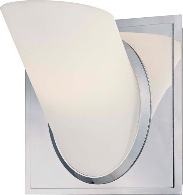 George kovacs angle 5 high wall sconce contemporain for Applique murale d angle