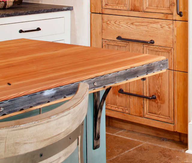 The Olde Mill Butcher Block Counter Tops Kitchen