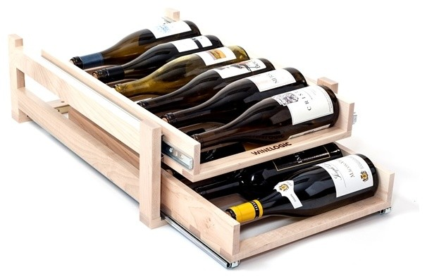 Wine storage system arts crafts wine racks for Arts and crafts wine rack