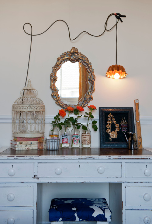 Upcycled Private Home Styling