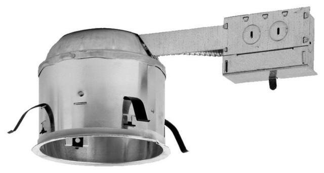 Halo lighting hardware 6 in aluminum recessed lighting remodel ic air tite contemporary