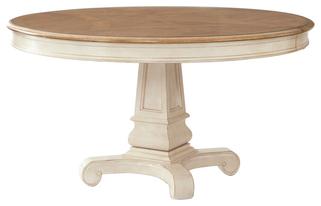 Moultrie Park Round Dining Table Dining Tables Raleigh By Bassett Furniture
