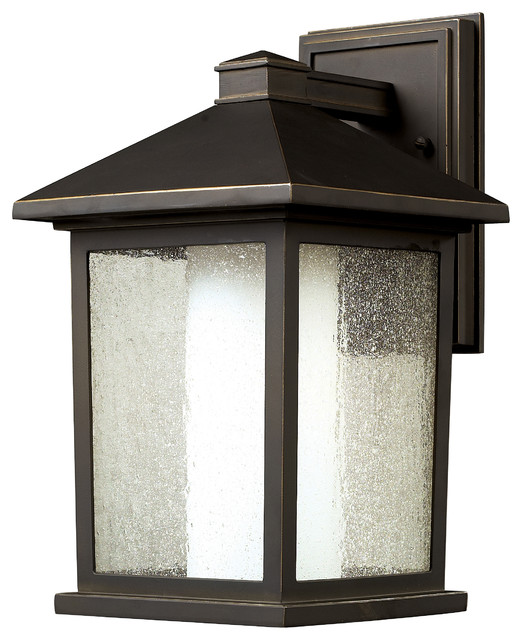 Outdoor Wall Light - Traditional - Outdoor Wall Lights And Sconces - by Z-LIte