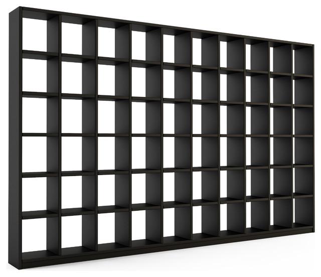 wandregale modern b cherregale other metro von. Black Bedroom Furniture Sets. Home Design Ideas