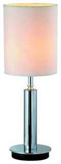 cylinder shade contemporary table lamps raleigh by parrotuncle. Black Bedroom Furniture Sets. Home Design Ideas