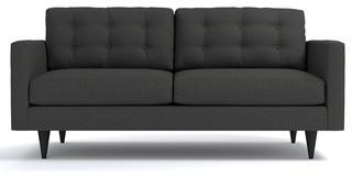 logan apartment size sofa firewood modern sofas by apt2b