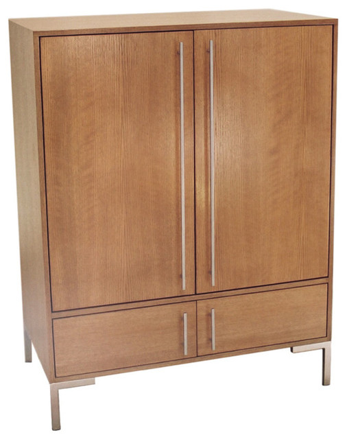 Milano Armoire - Modern - Armoires And Wardrobes - by Joel Dessaules Design