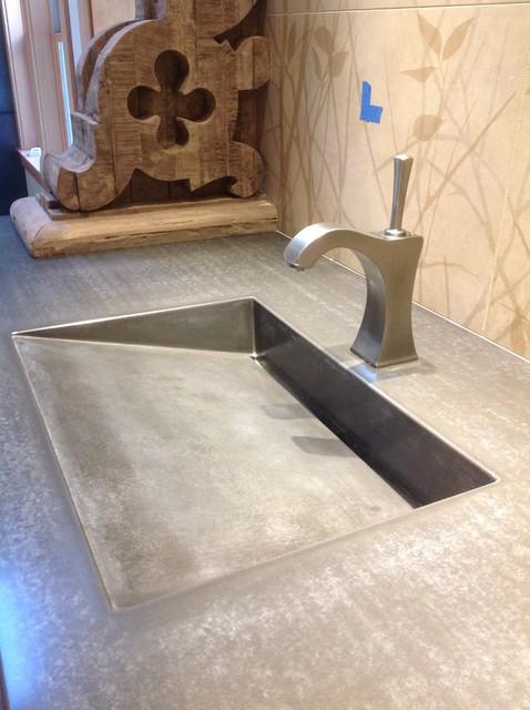 Gig harbor residence contemporary bathroom basins for Furniture gig harbor