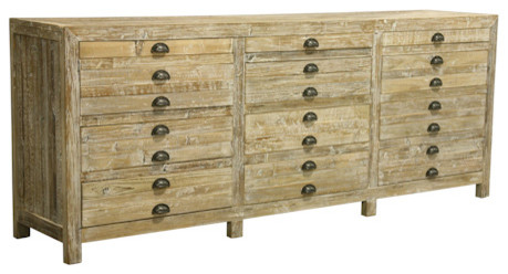 Apothecary Chest eclectic-accent-chests-and-cabinets