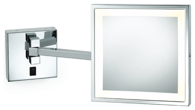 Accesorios Baño Keuco:Wall Mounted Makeup Mirror