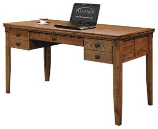 Scottsdale Desk - Modern - Home Office Accessories