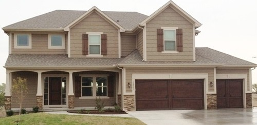 Exterior Paint Colors accent For Door Shutters Garage Door
