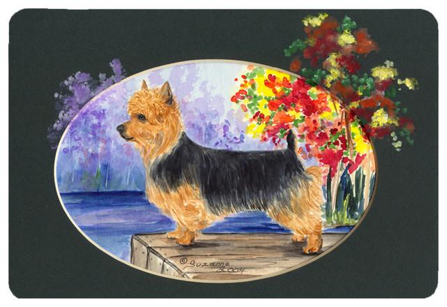 australian terrier kitchen or bath mat 20 x 30 klassisch. Black Bedroom Furniture Sets. Home Design Ideas