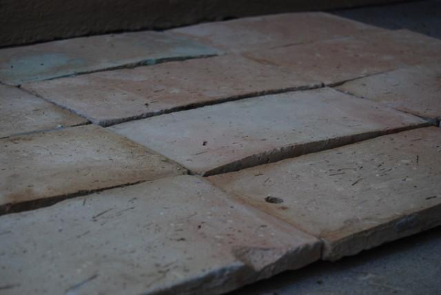 reclaimed terracotta tiles mediterranean - photo #10