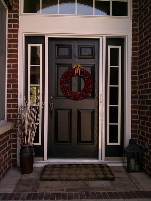 Mirage retractable door screens entry doors for Exterior screen doors