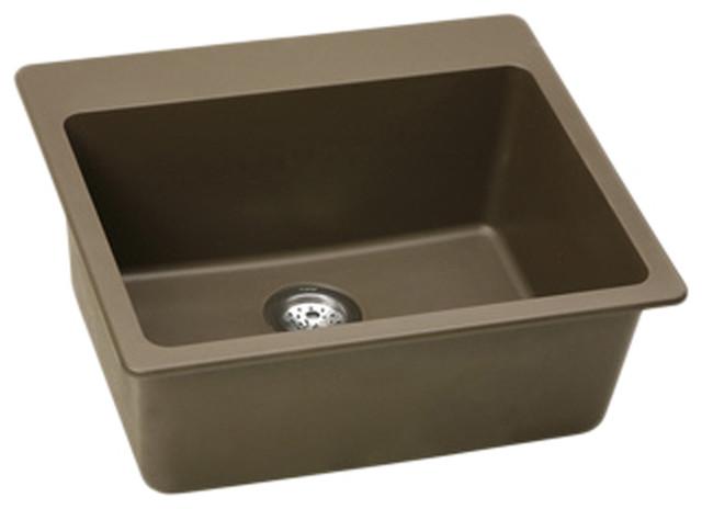 Elkay ELG2522MC0 Gourmet E-Granite Sink - Kitchen Sinks ...
