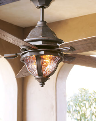 Monticello Outdoor Fan Traditional Ceiling Fans By