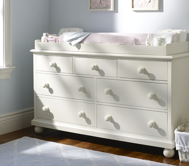 Catalina Extra Wide Dresser Amp Changing Table Topper Set