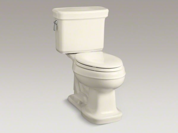 Kohler Toilets Uk : ... elongated 1.28 gpf toilet with Aq - Contemporary - Toilets - by Kohler