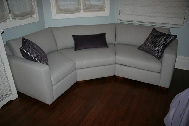 Bay Window Sofa