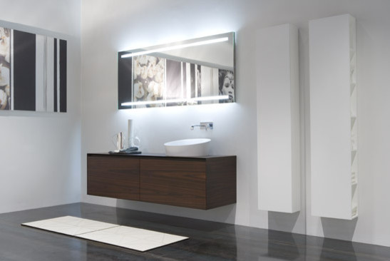 Antonio Lupi Back Lit Mirrors Modern Bathroom Mirrors