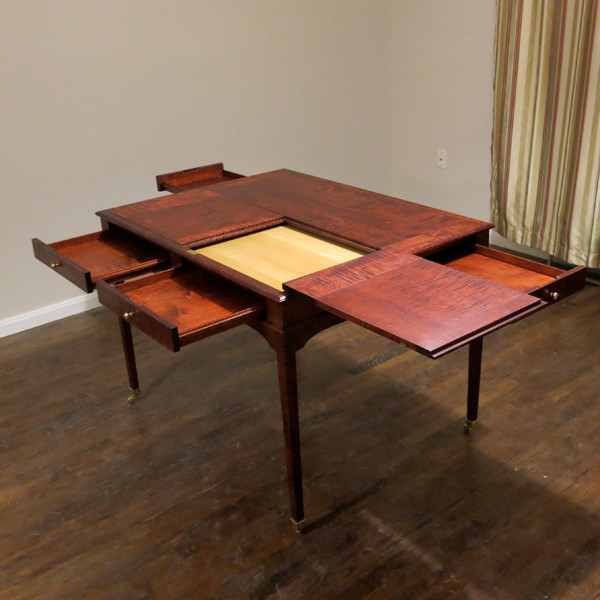 Image Result For Puzzle Table With Drawers