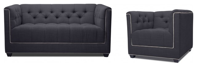 couchgarnitur grand contemporary sofas by fashion. Black Bedroom Furniture Sets. Home Design Ideas
