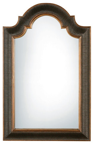 Arched Top Wall Mirror Traditional Mirrors By Buildcom