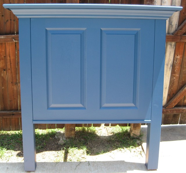 Headboards Made From Doors Eclectic Headboards Dallas By
