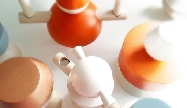 Diestereotypen bauhaus look festtags figuren other for Bauhaus weihnachtsdeko