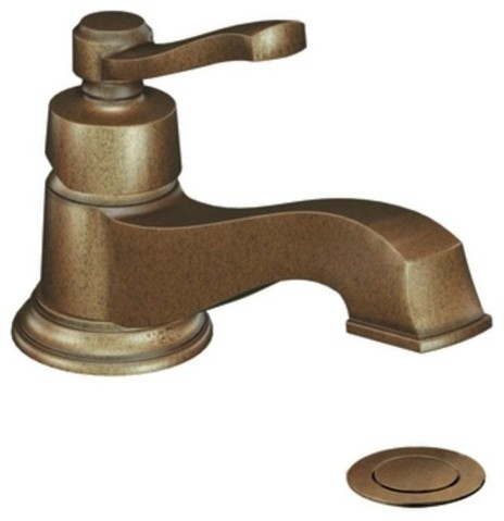 moen s6202az antique bronze rothbury single handle