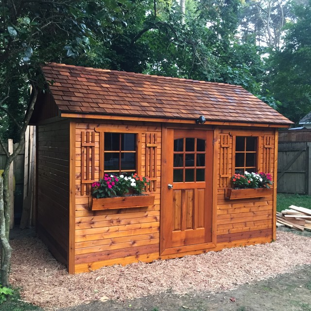 Garden Sheds Traditional Shed Toronto By