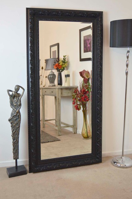 Black Mirrors Buckinghamshire By Mirror Outlet