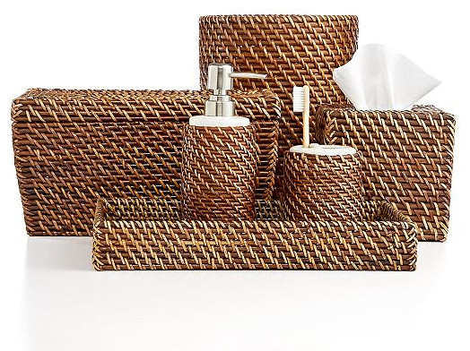 Martha stewart collection al fresco bath accessories collection contemporary bathroom Martha stewart bathroom collection