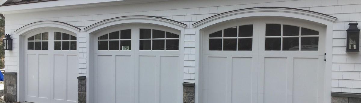 Endura Composite Garage Door Modern