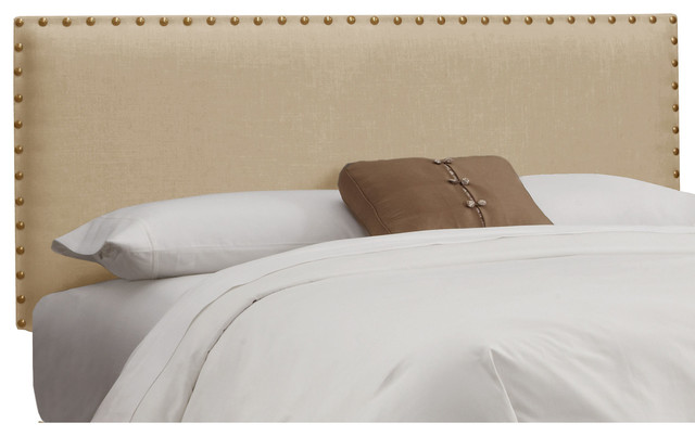 Sumptuous Upholstered Headboards Style : All Products / Bedroom / Beds ...