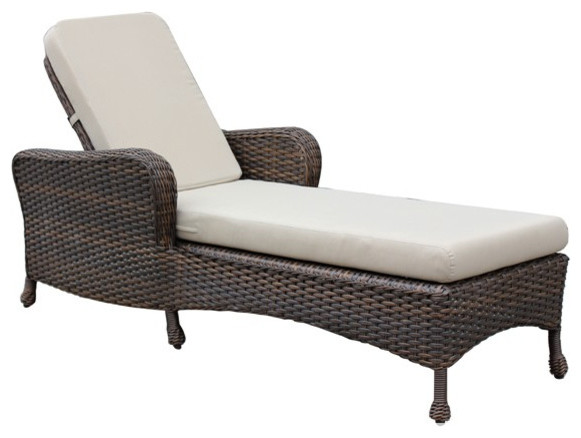 Blueberry hill adjustable lounger for Chaise longue toronto