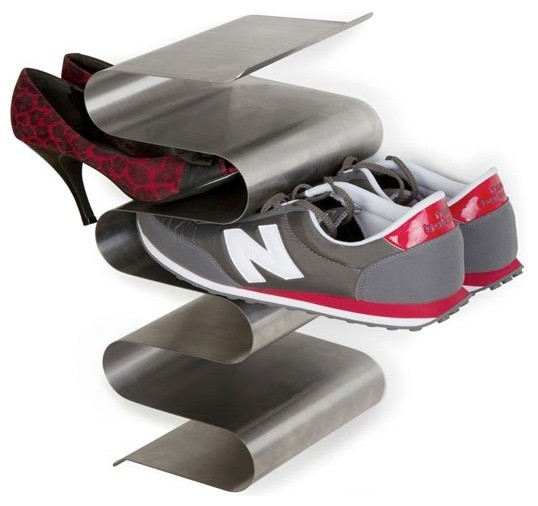 Modern Shoe Storage: Find Shoe Organizer and Shoe Rack Designs Online