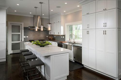 Silestone bianco river quartz kitchen countertops for Silestone cost per square foot