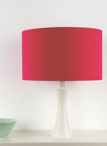 tischlampe pink textil modern schreibtischlampen other metro von amseldesign. Black Bedroom Furniture Sets. Home Design Ideas