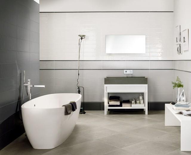 Bagno Design Smooth: Bagno design smooth vasca da ovale by rifra.