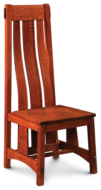 Mccoy Side Chair Craftsman Dining Chairs Dallas By Woodbine Furniture